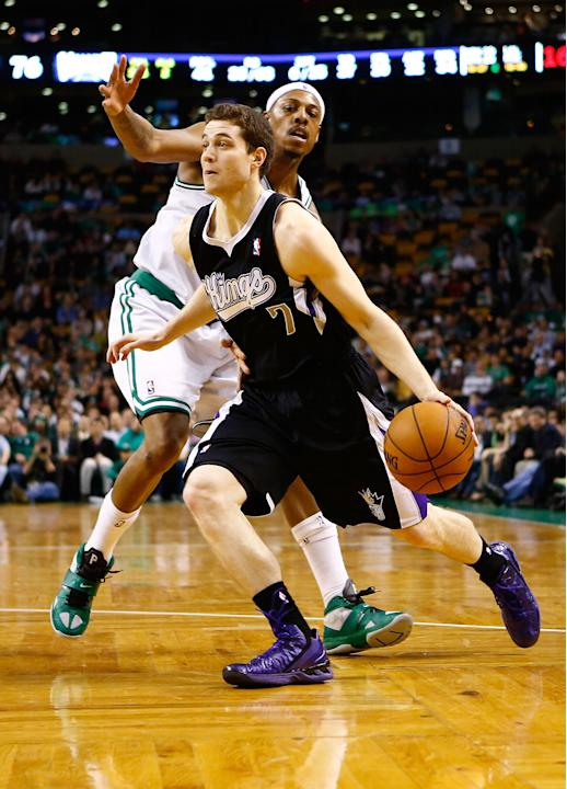 Sacramento Kings v Boston Celtics