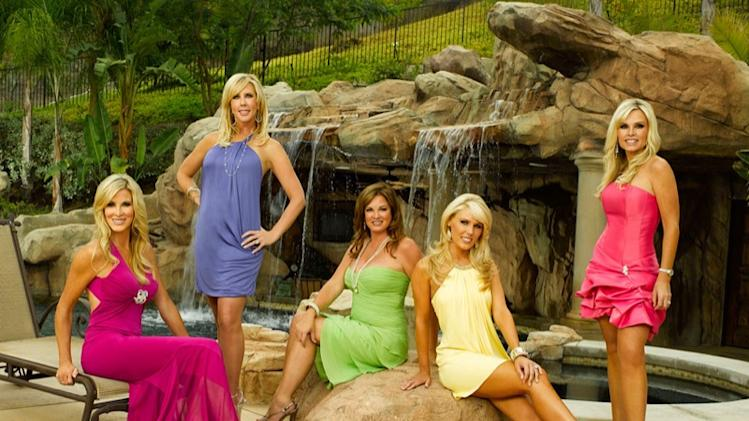 The cast of The Real Housewives of Orange County.