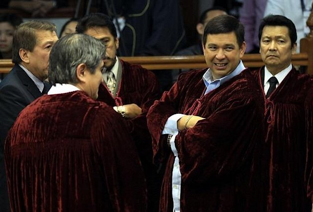 Verdict: -Senator Ralph Recto