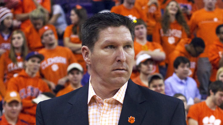 NCAA Basketball: Virginia Tech at Clemson