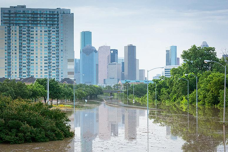 Texas' Record Floods Are the New Normal