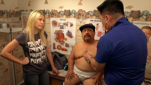 Chuy Gets His Yearly Check-Up