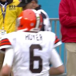 Wk 16 Can't-Miss Play: Hoyer finds redemption