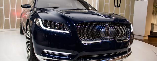 Lincoln reveals new Continental concept