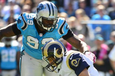 Kawann Short, once an afterthought, is ready to be a Panthers star