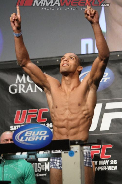 Edson Barboza Found a Team in New Jersey and a Mentor in Frankie Edgar
