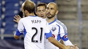 Injury-ravaged Montreal Impact optimistic on status of Marco Di Vaio, Patrice Bernier and Justin Mapp