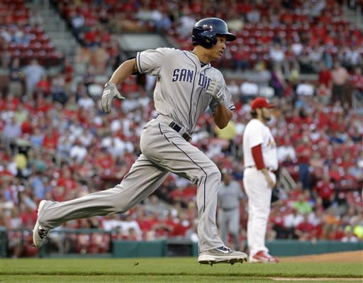 Cardinals beat Padres 6-3 for 3-game sweep