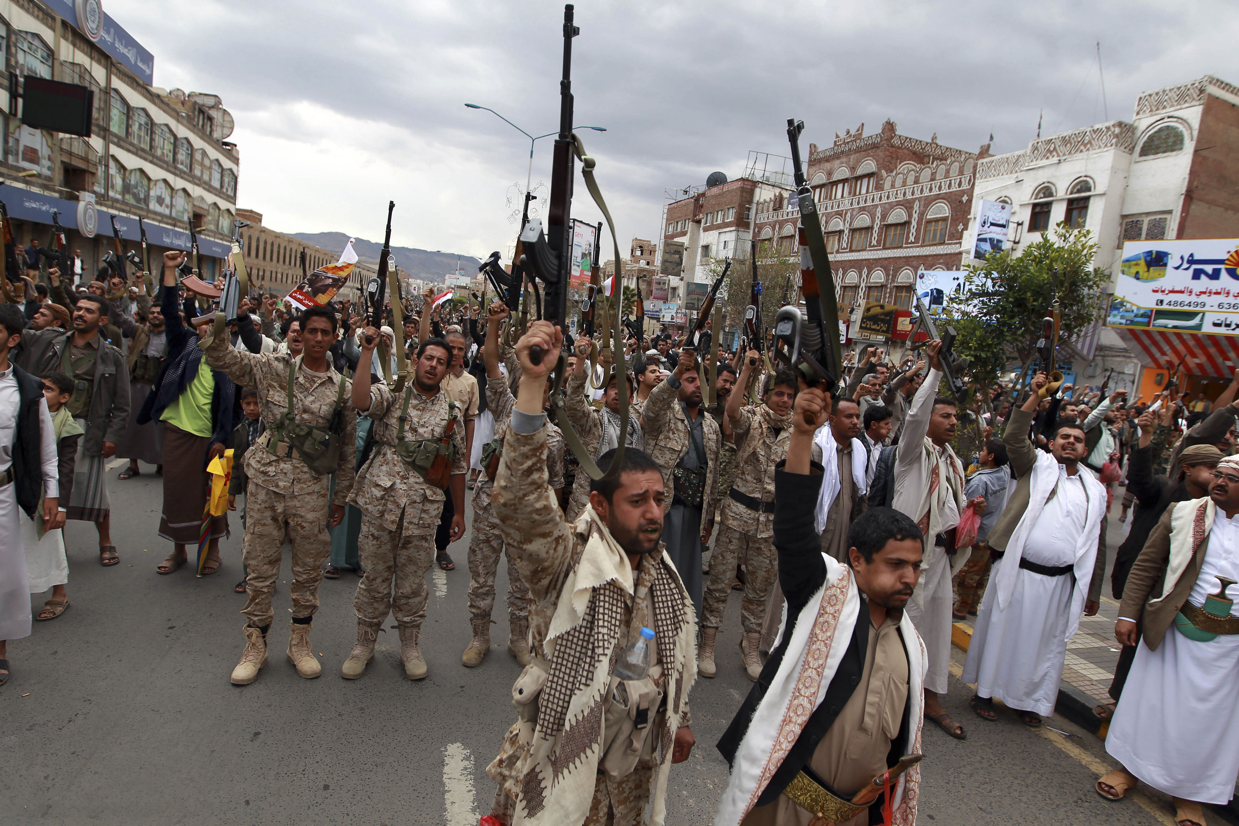 Yemen, jobs and April Fools': What to watch next week