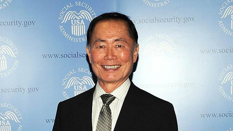 George Takei Social Security Anncmnt