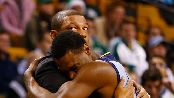 Memphis Grizzlies v Boston Celtics