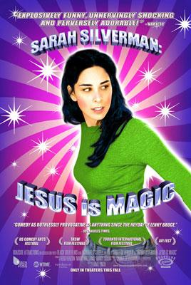 Sarah Silverman stars in Roadside Attractions' Sarah Silverman: Jesus Is Magic