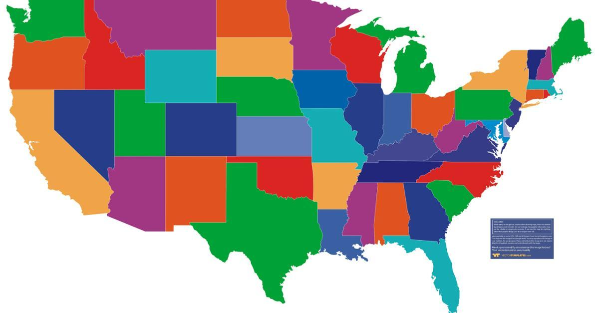 Greatest Athletes By State