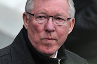 Manchester United manager Alex Ferguson at his side&#39;s Premier League match against City on December 9, 2012. He believes United&#39;s trip to Swansea City in the Premier League on Sunday is the start of a pivotal run of matches