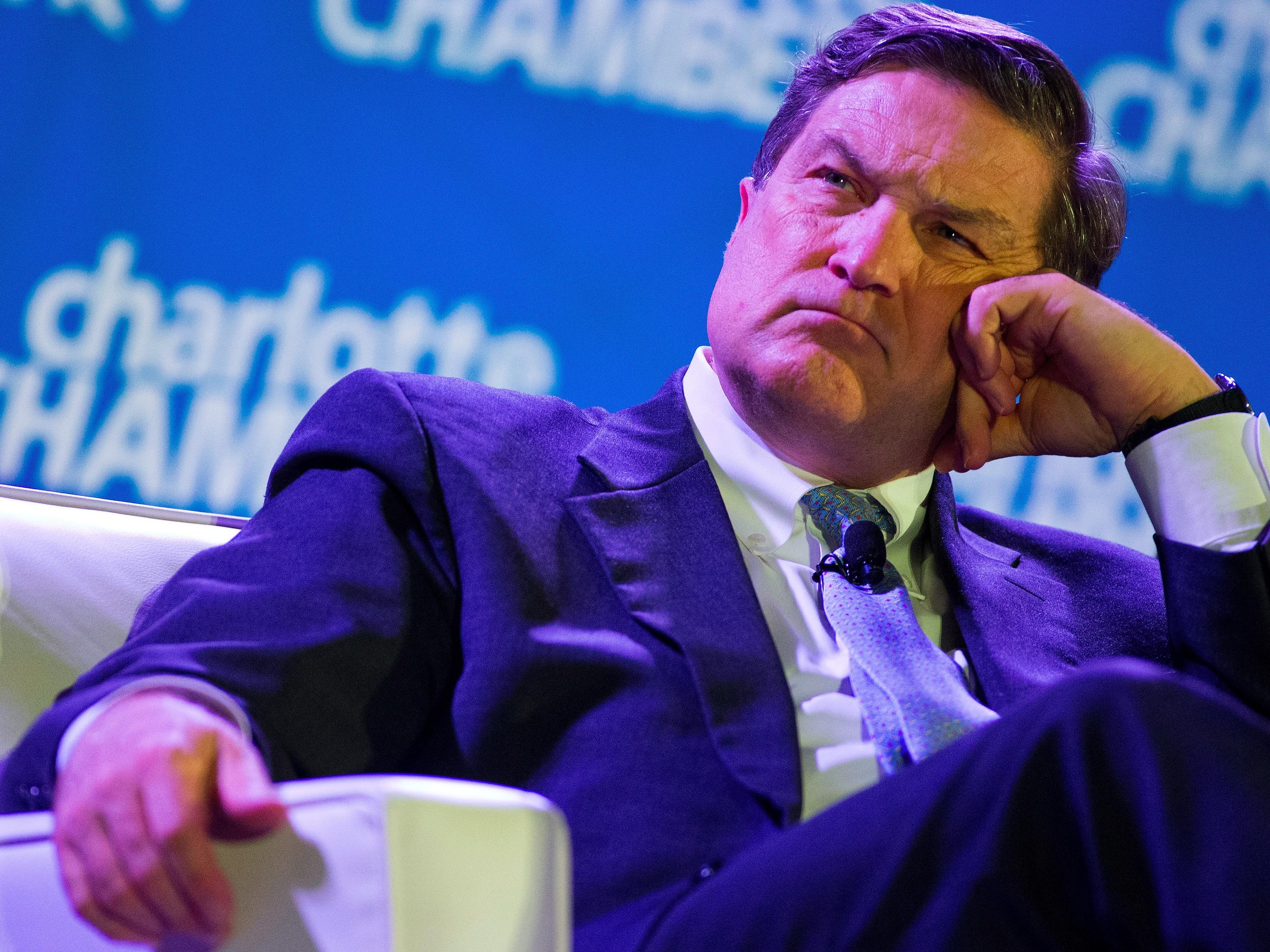 FED'S LACKER: 'It's time to align our monetary policy with the significant progress we have made.'