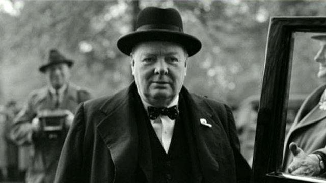 Happy birthday to Winston Churchill