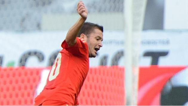 International friendlies - Slick Russia ease to 2-0 win over Armenia
