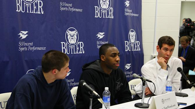 NCAA Basketball: Gonzaga at Butler