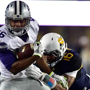 Big 12 Big Play: Tyler Lockett Locks In On The End Zone