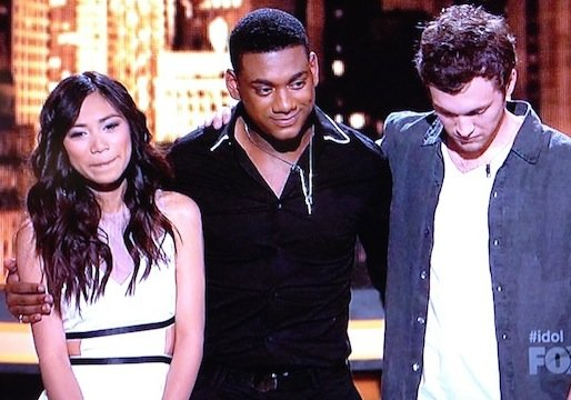American Idol Top 3 Results Recap: We've Got Tonight. Who Needs Tomorrow? [Updated]