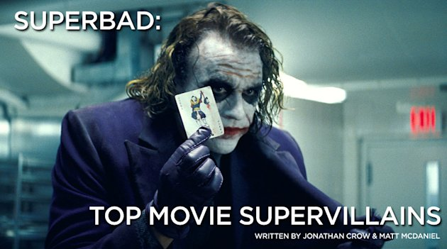 Superbad Supervillains Title Card