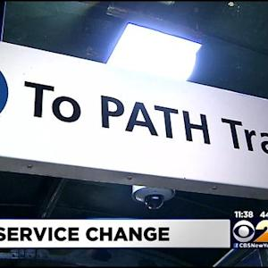 New Jersey Officials Rip Proposal To End Overnight PATH Service