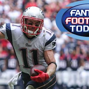 Fantasy Football Today: Waiver Wire Pickups -- WR (12/4)