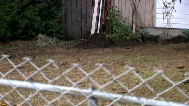 Gruesome discovery shocks neighbors