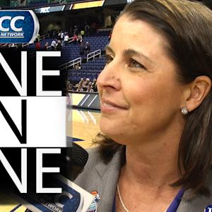 Duke's Joanne P. McCallie on Advancing to 2nd Straight ACC Championship