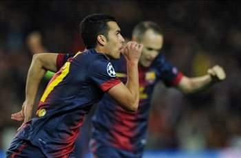 Pedro: Messi was the catalyst to victory