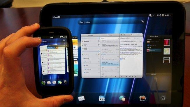 HP Touchpad still marginally useful with Android 4.1 Jelly Bean port