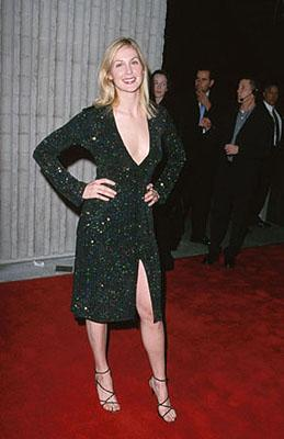 Kelly Rutherford at the premiere for Dimension's Scream 3