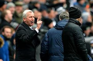 Pardew left seething by Tiote offside call 'injustice'