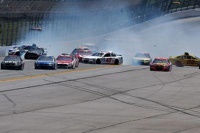 Talladega 'Big One' knocks out several contenders