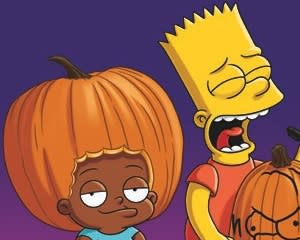 Exclusive First Look: Fox's Animation Domination Crew Preps for Halloween — Plus, a Treat for You!