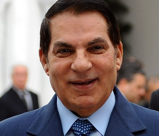 A military court sentenced ousted Tunisian president Zine El Abidine Ben Ali to life in prison for his role in the deadly repression during last year's popular uprising, TAP news agency said