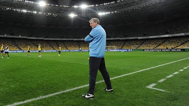 Victory for Roy Hodgson's England against Ukraine would give them breathing space in Group H