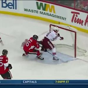 Vermette scores gem on Korpikoski feed