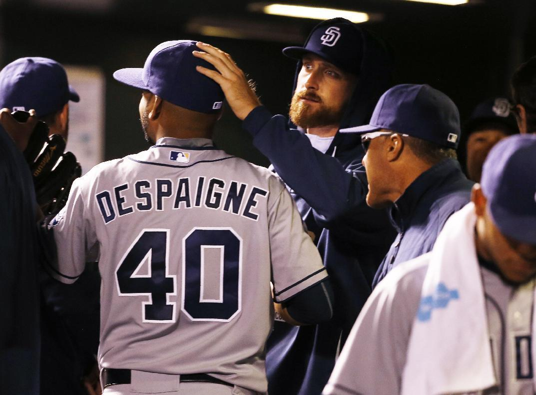 Kemp, Norris lead Padres' 17-hit attack in win over Rockies