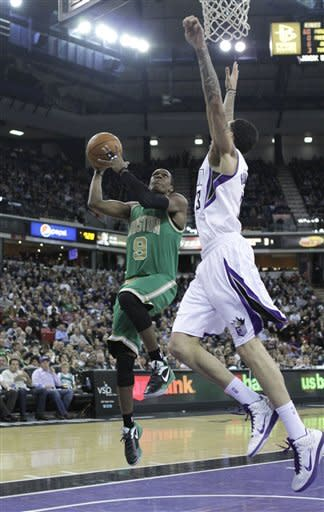 Kings pound Celtics 120-95