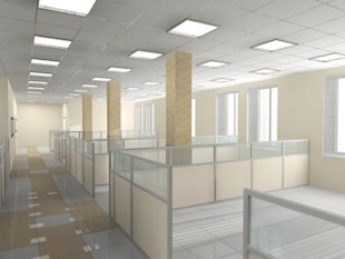 New office cubicles can transform an office