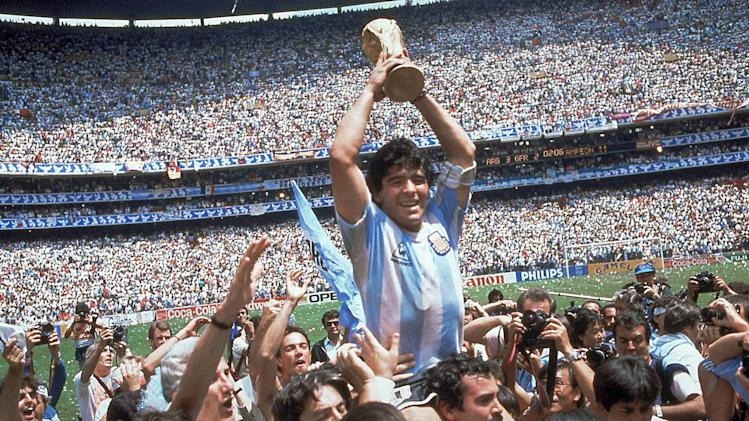 Argentina, Germany have rich World Cup history