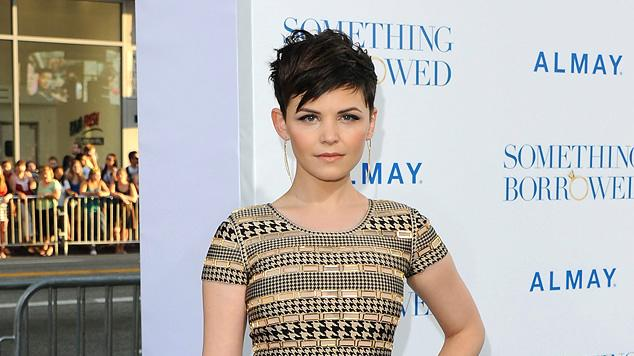 Something Borrowed LA Premiere 2011 Ginnifer Goodwin