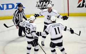 NHL: Stanley Cup Playoffs-Los Angeles Kings at Anaheim Ducks