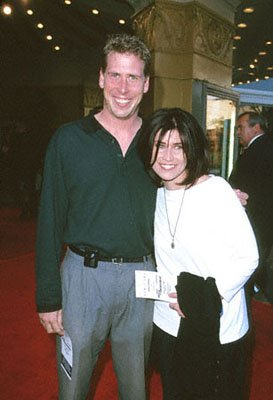 Philip McKeon and Nancy McKeon at the Mann Village Theare premiere of Paramount's Rules Of Engagement in Westwood, CA
