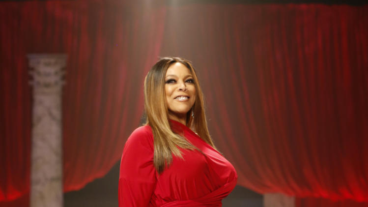 Wendy Williams walks the runway at the Red Dress Collection 2013 Fashion Show, on Wednesday, Feb. 6, 2013 in New York. (Photo by John Minchillo/Invision/AP)
