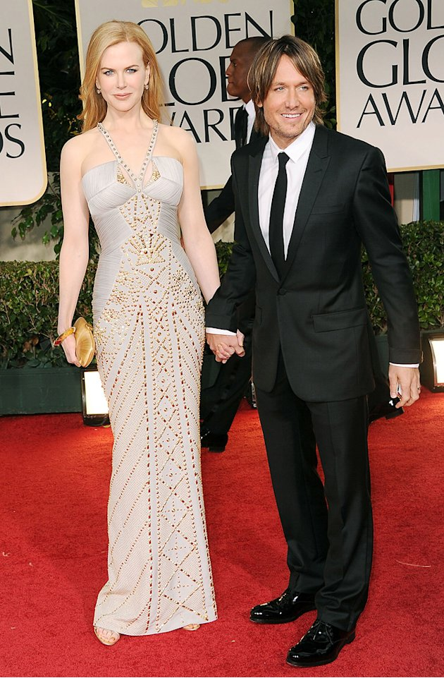 Nicole Kidman and Keith U …