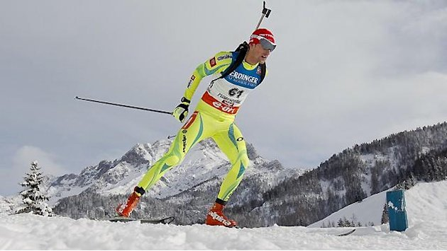 Biathlon - Entfesselter Fak holt ersten Sieg