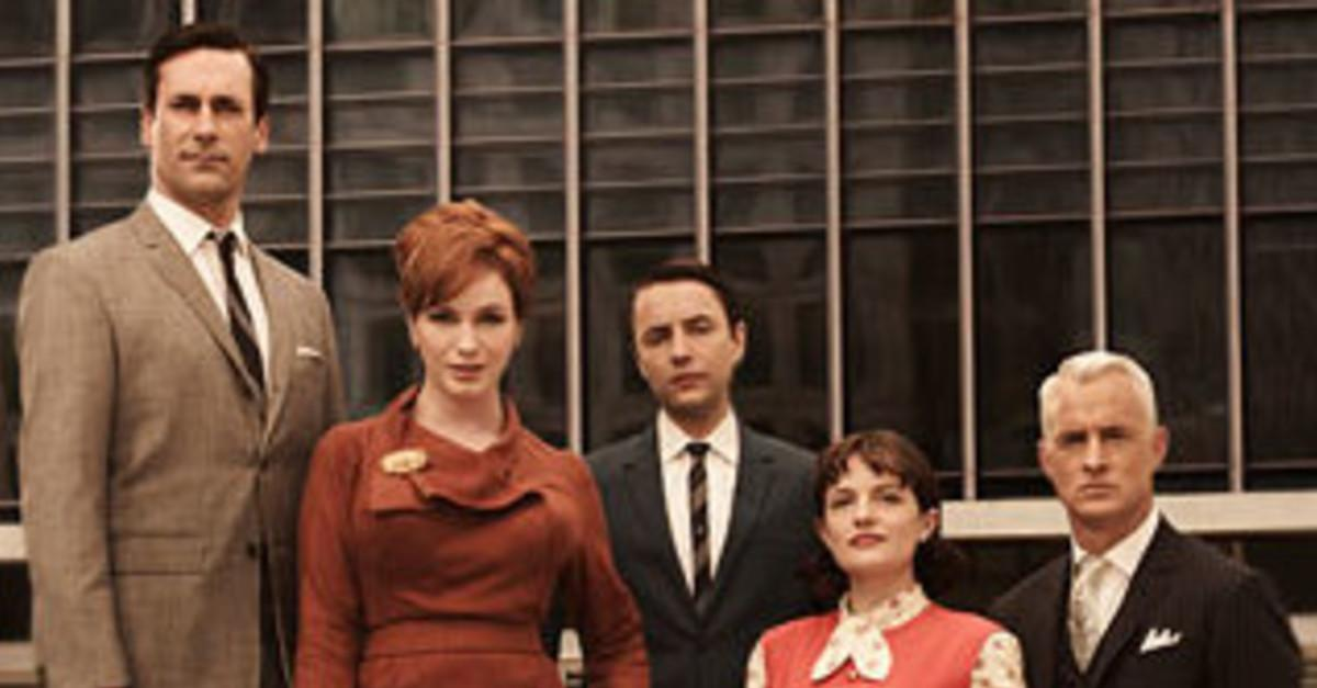 Did You Already Know These Mad Men Fun Facts