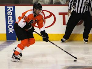 Philadelphia Flyers' Hartnell Hedging His Bets Through KalPa Decision: Fan's Take